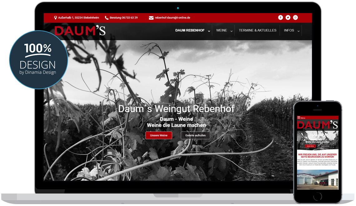 02--Webdesign---Vorlage