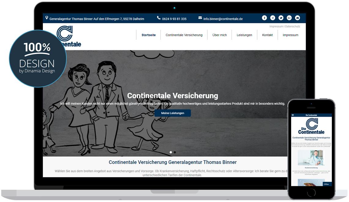 03--Webdesign---Vorlage