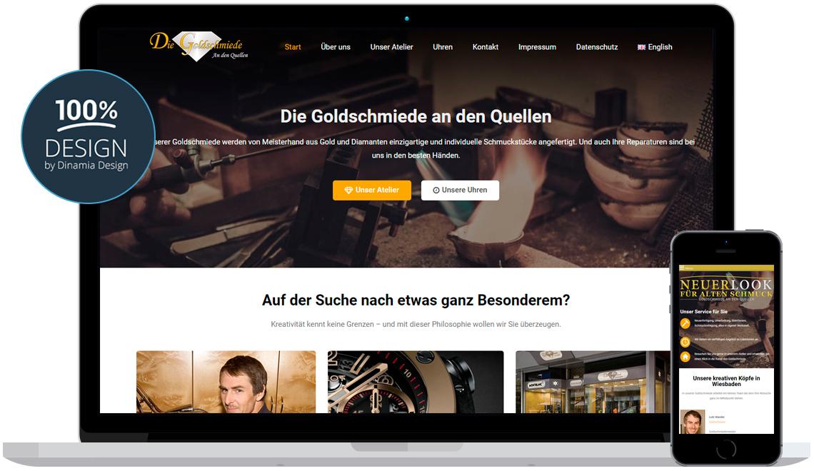 07--Webdesign---Vorlage