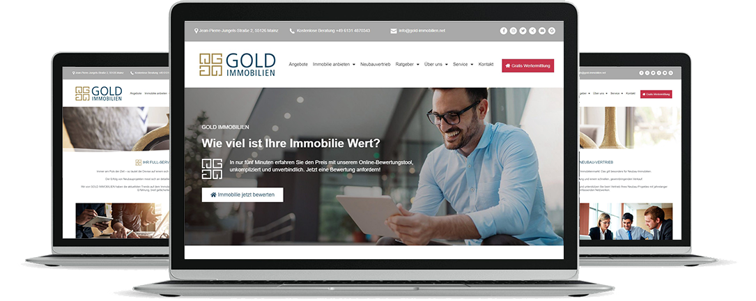 Webdesign-Immobilienmakler-Mainz